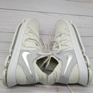 Nike Shoes - NIKE KD 10 X PURE PLATINUM MEN'S SHOES